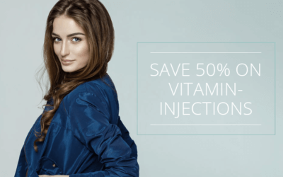 Save 50% on vitamin injections in January
