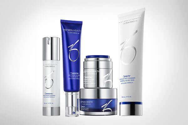 ZO Skin Health Professionel Skincare