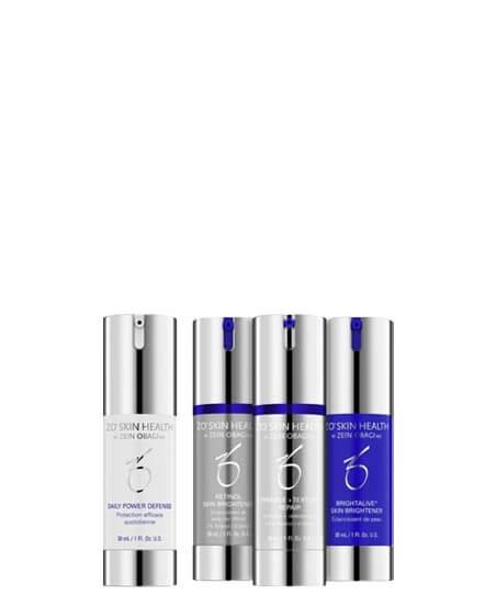 ZO Skin Brightening Program + Texture Kit