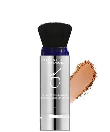 ZO Sunscreen + Powder Broad-Spectrum - Deep