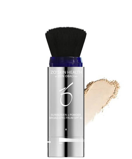 ZO Sunscreen + Powder Broad-Spectrum - Light