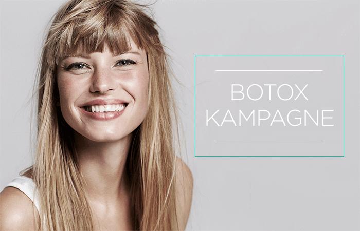 Botox kampagne december 2017