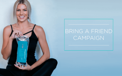 Bring a friend campaign – Get 50% on vitamin infusions!